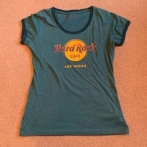 Hard Rock Cafe Las Vegas t shirt
